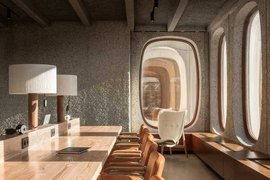 Fosbury and Sons co-working space, Brussels.