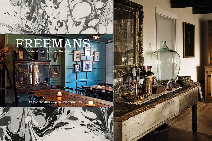 """Freemans: Food and Drink, Interiors, Grooming, Style"""
