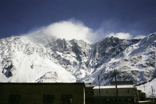 Georgia Caucasus Mountains