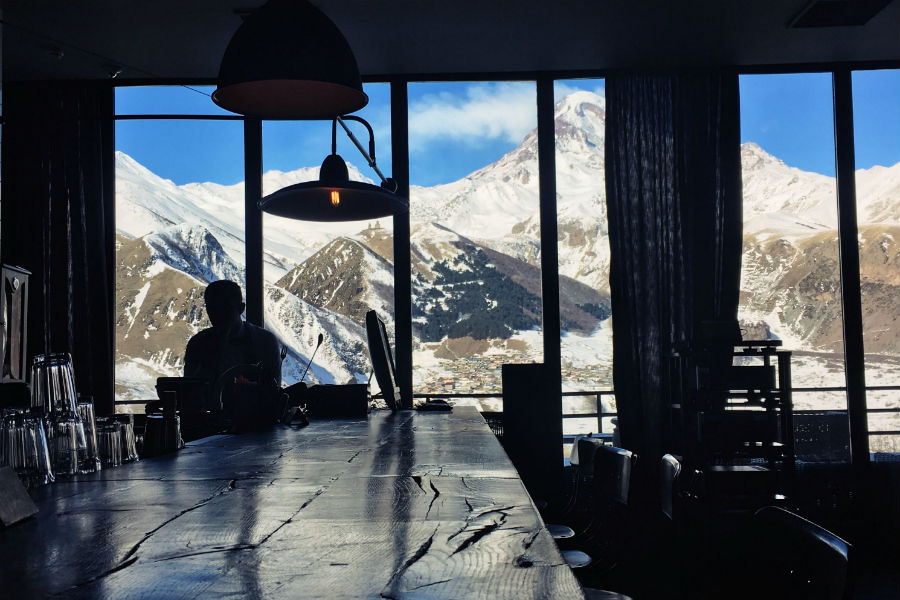 Rooms Hotels Kazbegi