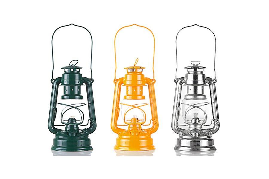 German Kerosene Lantern