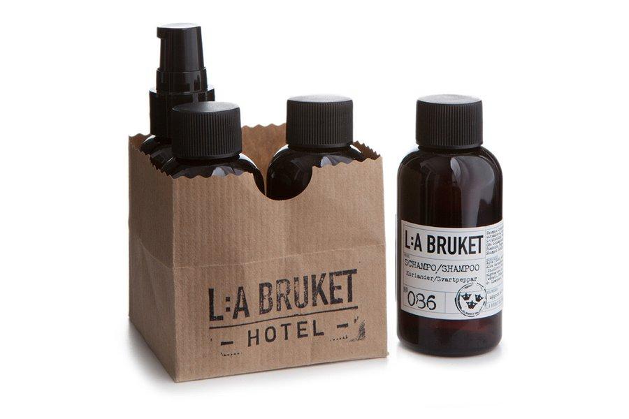 L:A Bruket Travel Kit
