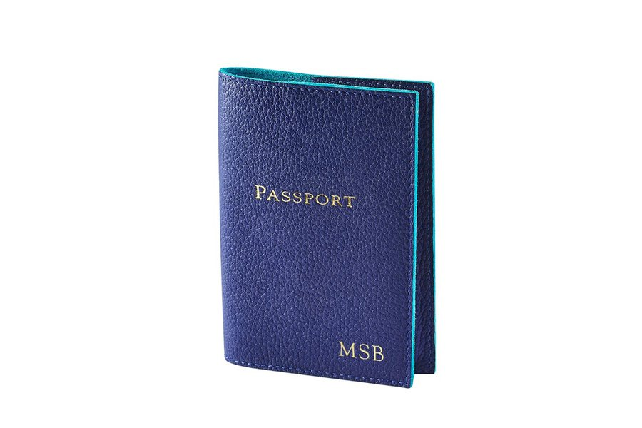 Graphic Image Custom Passport Holder