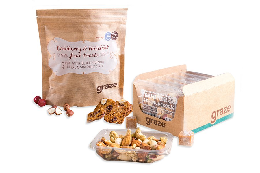 Graze Snacks