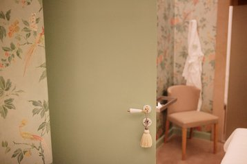Tata Harper Treatment Room at Spa Le Bristol Paris