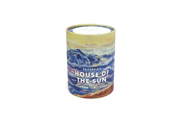 Ethics Supply Co. Haleakala's House of the Sun Candle