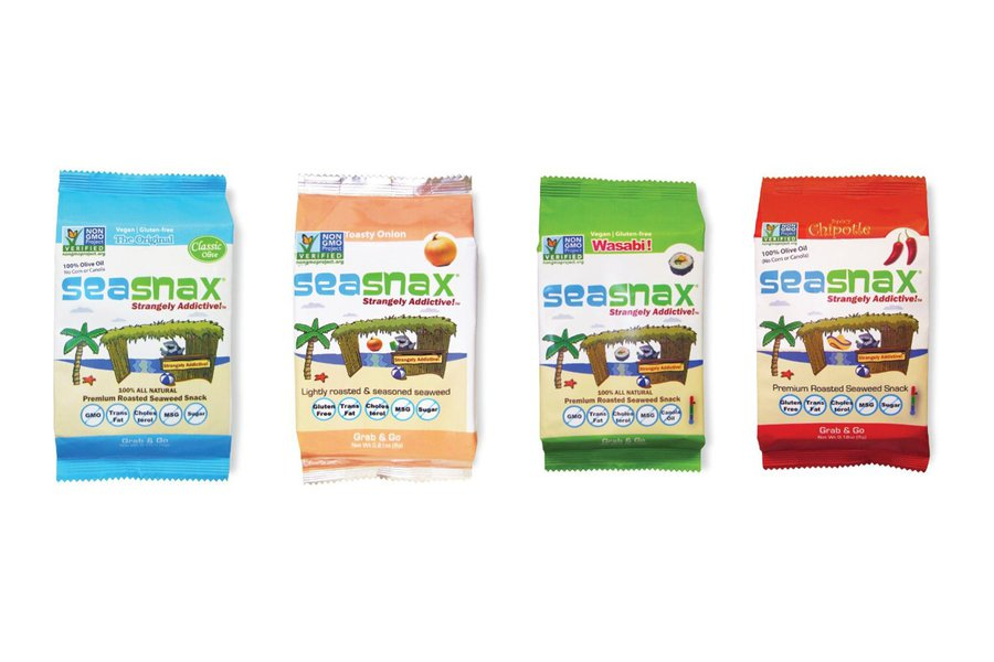 SeaSnax Variety Pack
