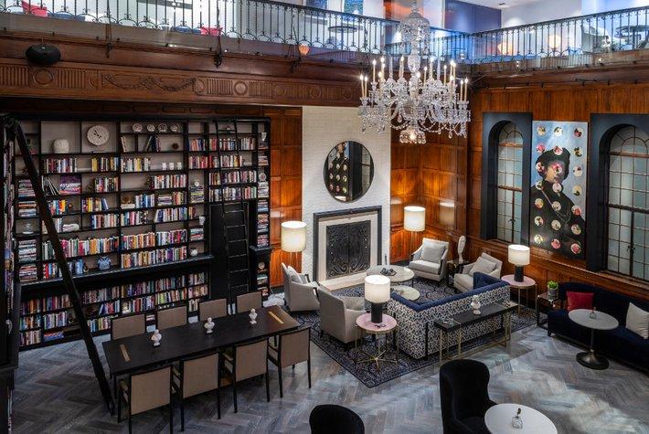 Heathman Library!