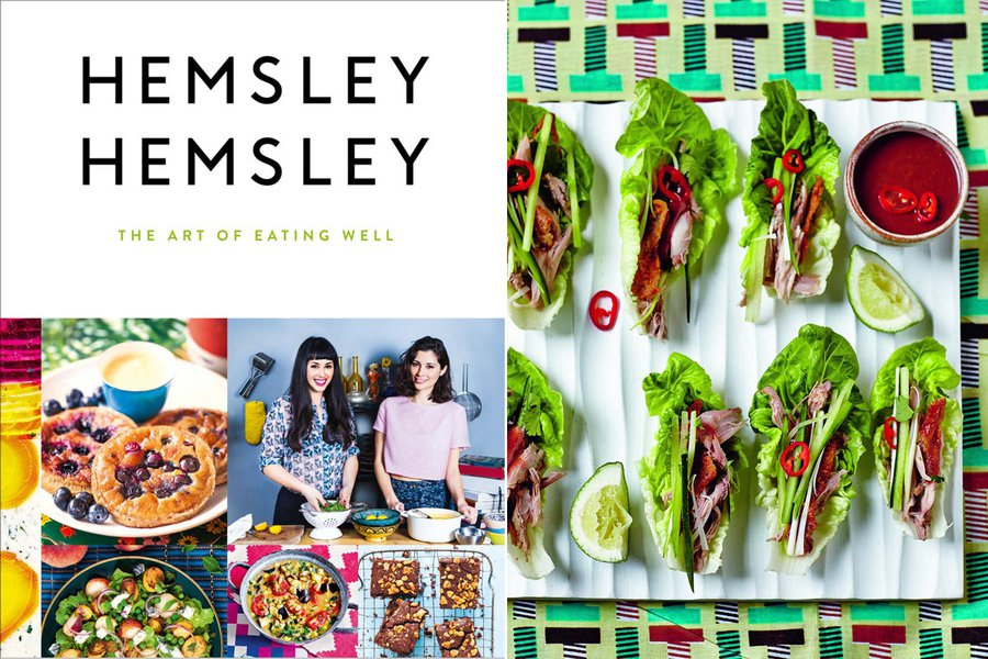 """Hemsley + Hemsley: The Art of Eating Well"""