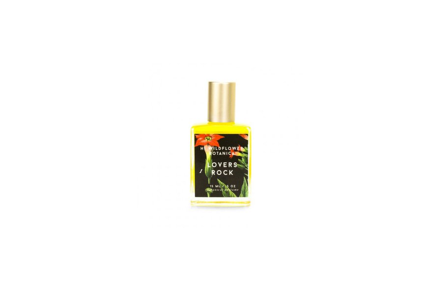 Hi Wildflower Lovers Rock Perfume