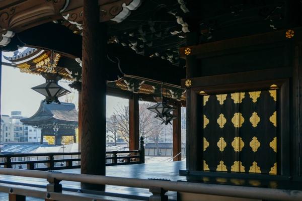 Higashi-hongan-ji, Kyoto