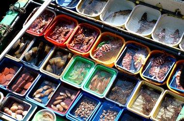 Lunch at Sai Kung