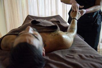Mezcal body wrap