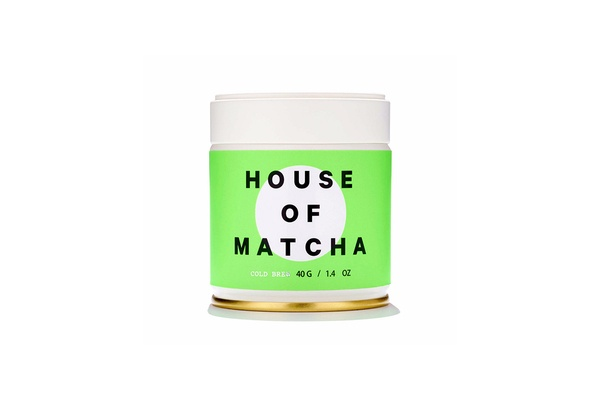 House of Matcha Cold Brew