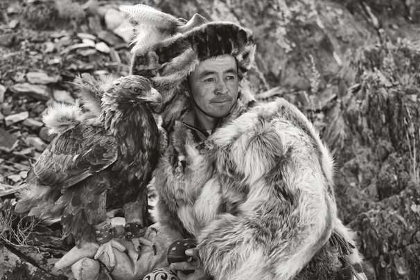 Hunting with Eagles Mongolia
