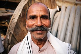 Mustaches in India