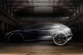 QX30 concept car by Infiniti