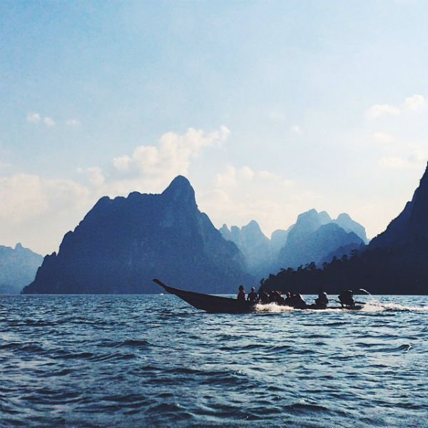A Lake Cruise