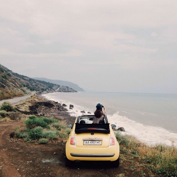 The Adventures of Yellow Car
