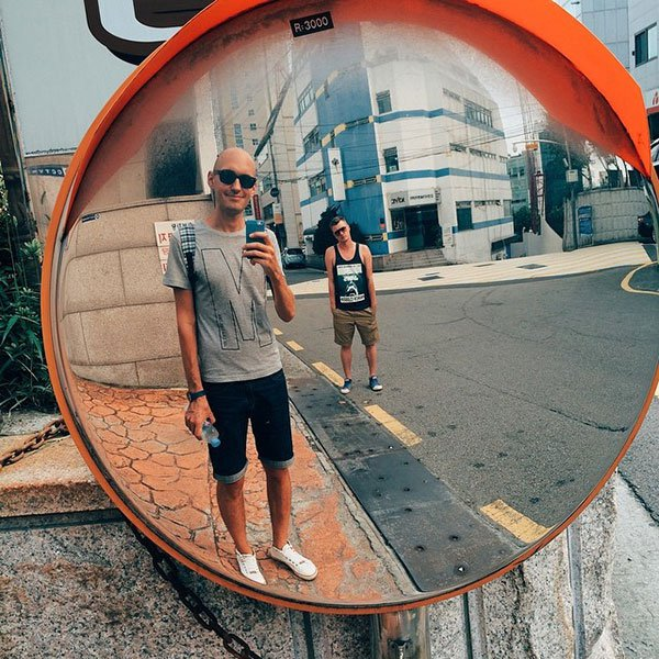 Seoul Selfie