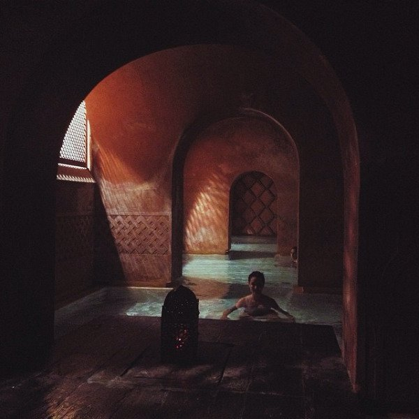 Silence in the Bathhouse