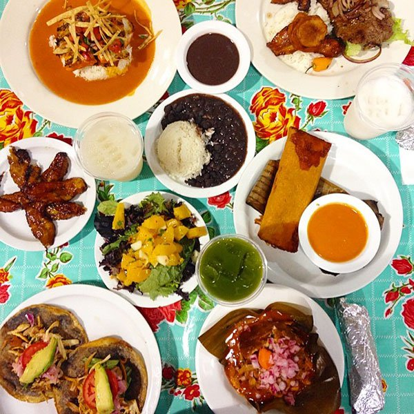 A Yucatecán Feast