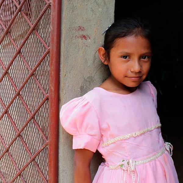 Girl from Nicaragua
