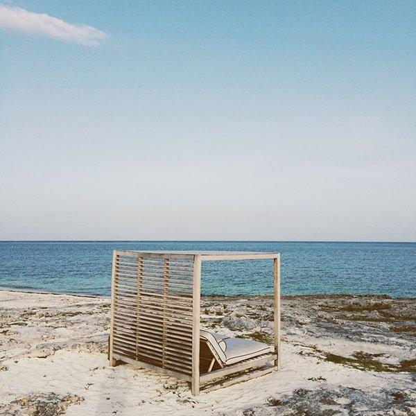 Beach Futon
