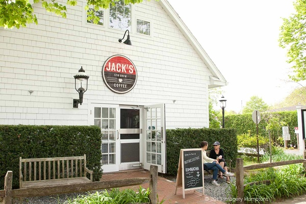 Jack's Stir Brew Coffee Amagansett Square