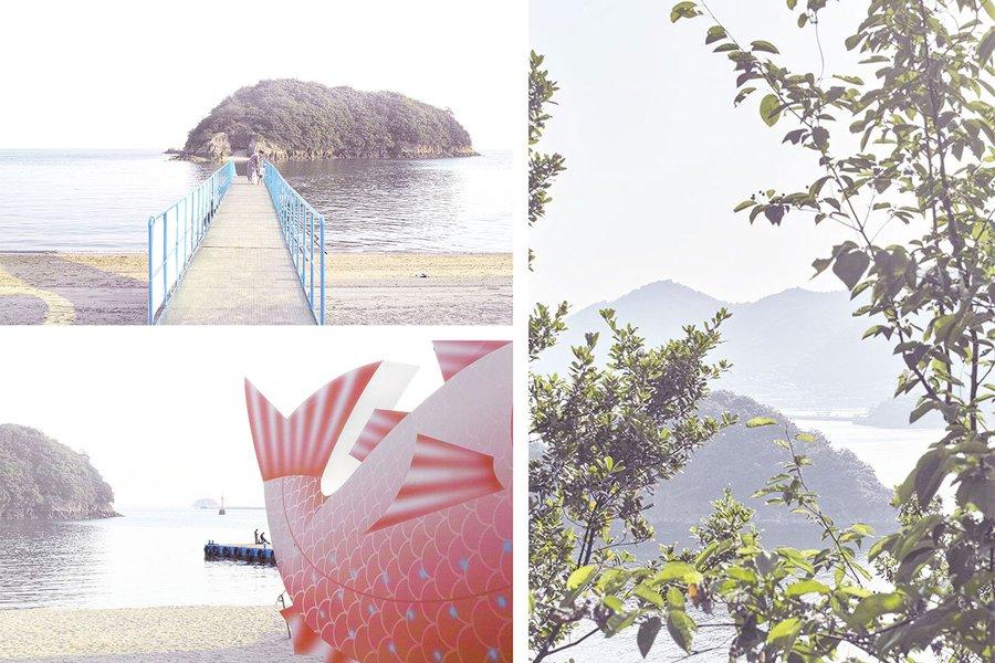 Sensui Jima Island