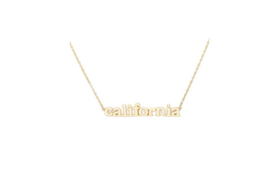 Jennifer Meyer California Necklace