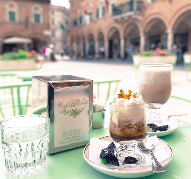 Cafe Corretto al Meletti