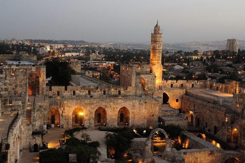 Restaurants City Center Jerusalem