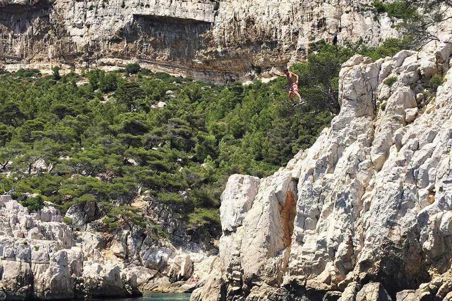 Les Calanques in Cassis, France