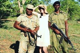 On Safari with Jill Kargman