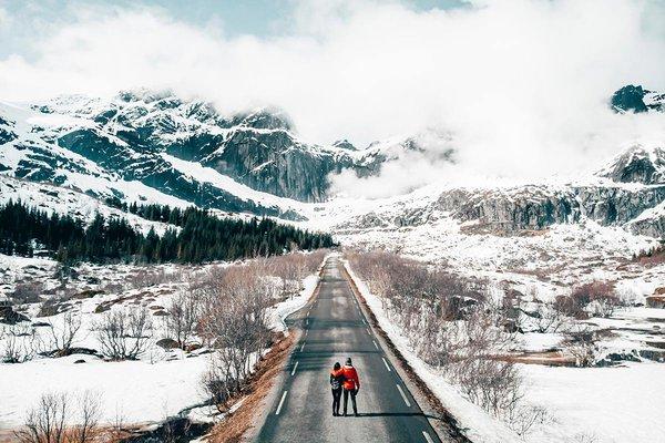 Lofoten, Norway. Photo by John O Nolan