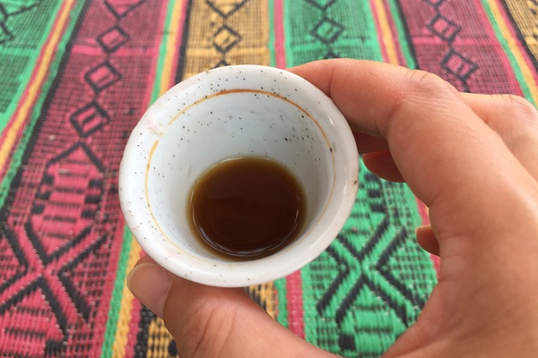 bedouin coffee cup