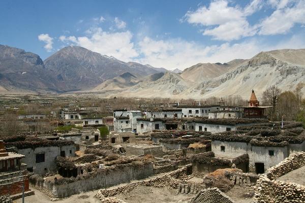 Kaligarh Tsarang Nepal