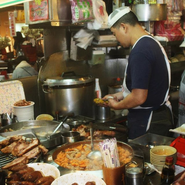 Keelung Miao Kou Night Market