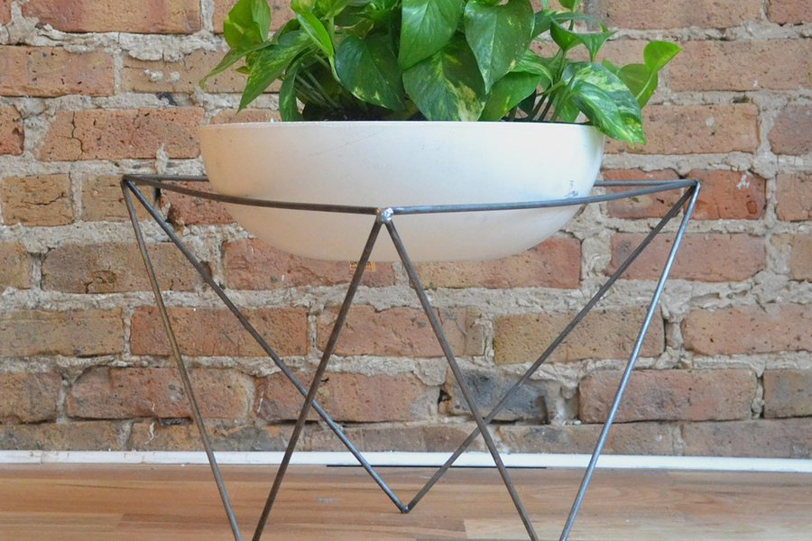 Low Plant Stand