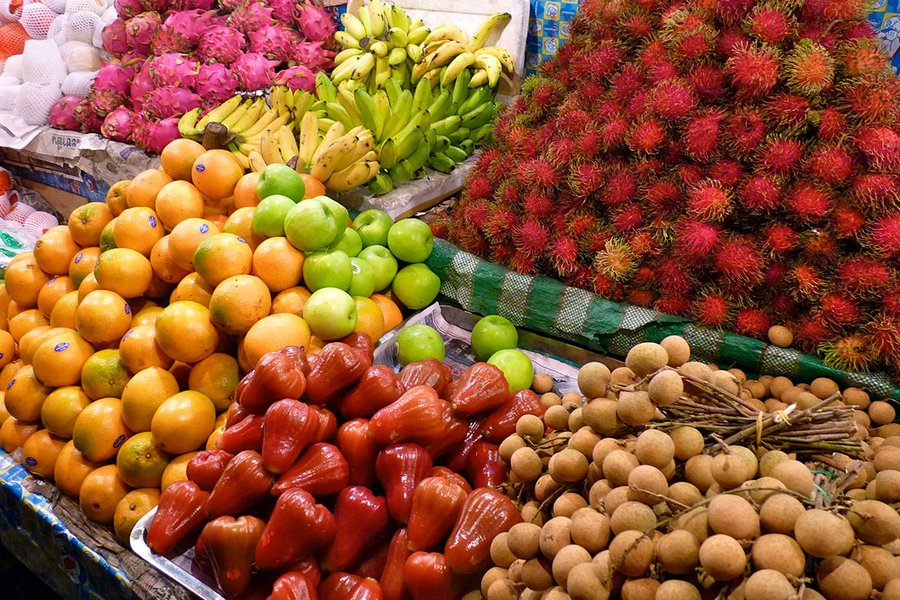 Local Fruit at the Market
