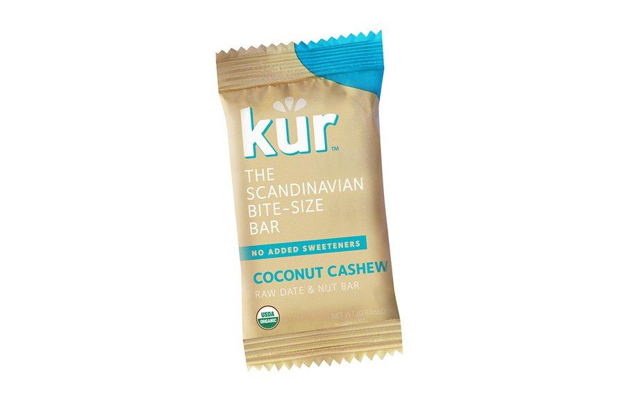 Kur Coconut Cashew Bar