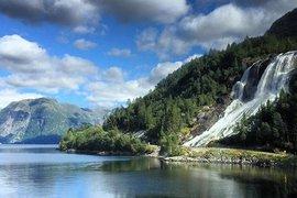 Trolltunga hike, Norway