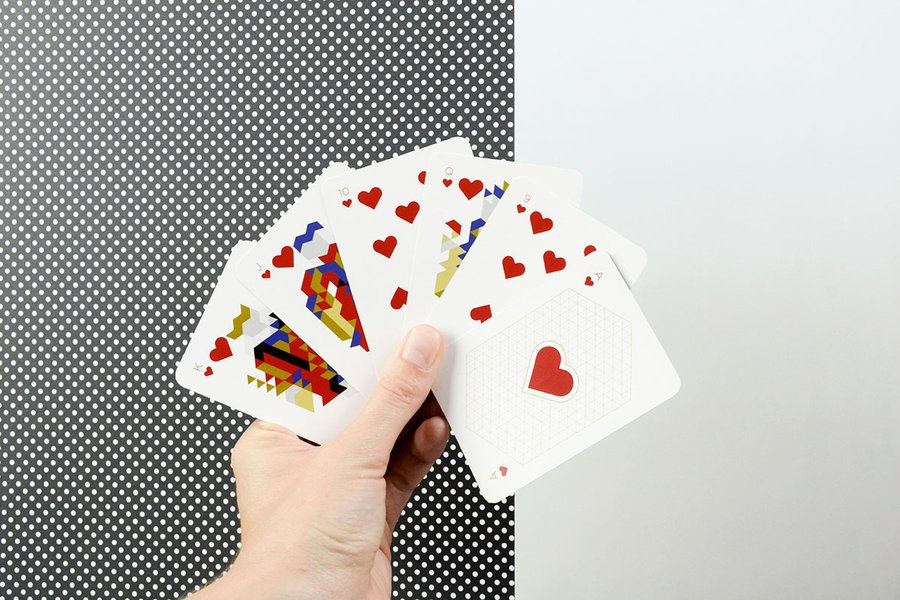 Papier Tigre Playing Cards