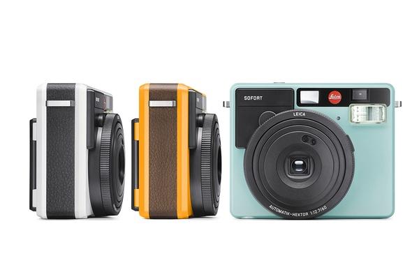 Leica Sofort cameras