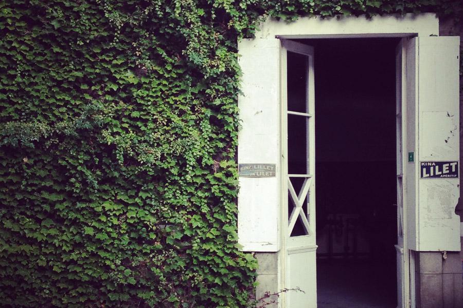 Lillet entrance