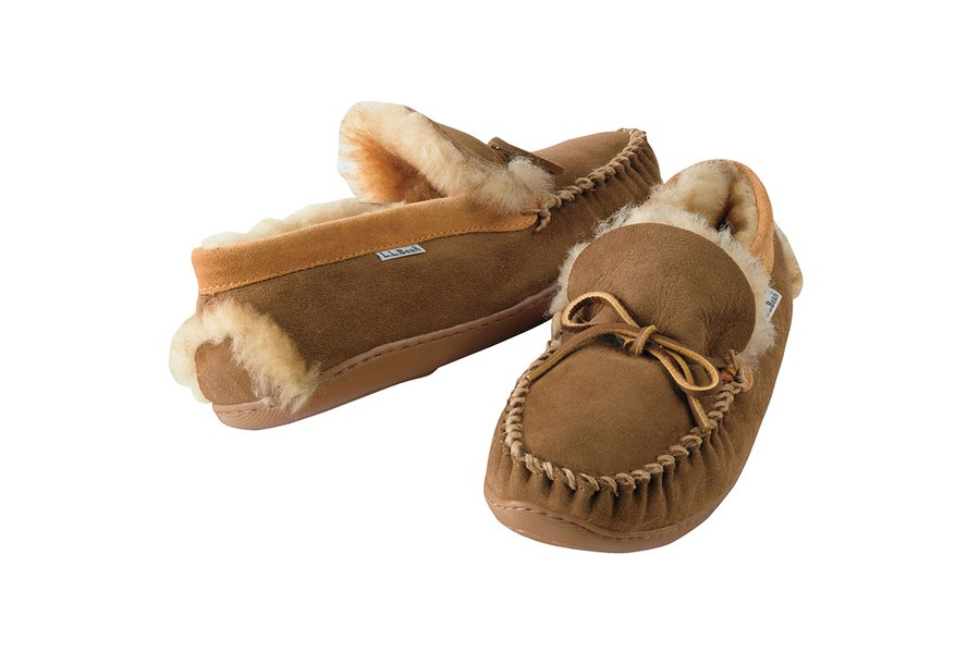 L.L. Bean Wicked Good Moccasins