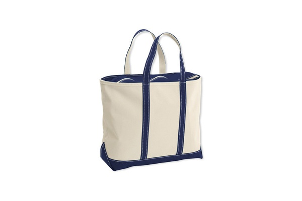 L.L. Bean Boat and Tote, Zip-Top