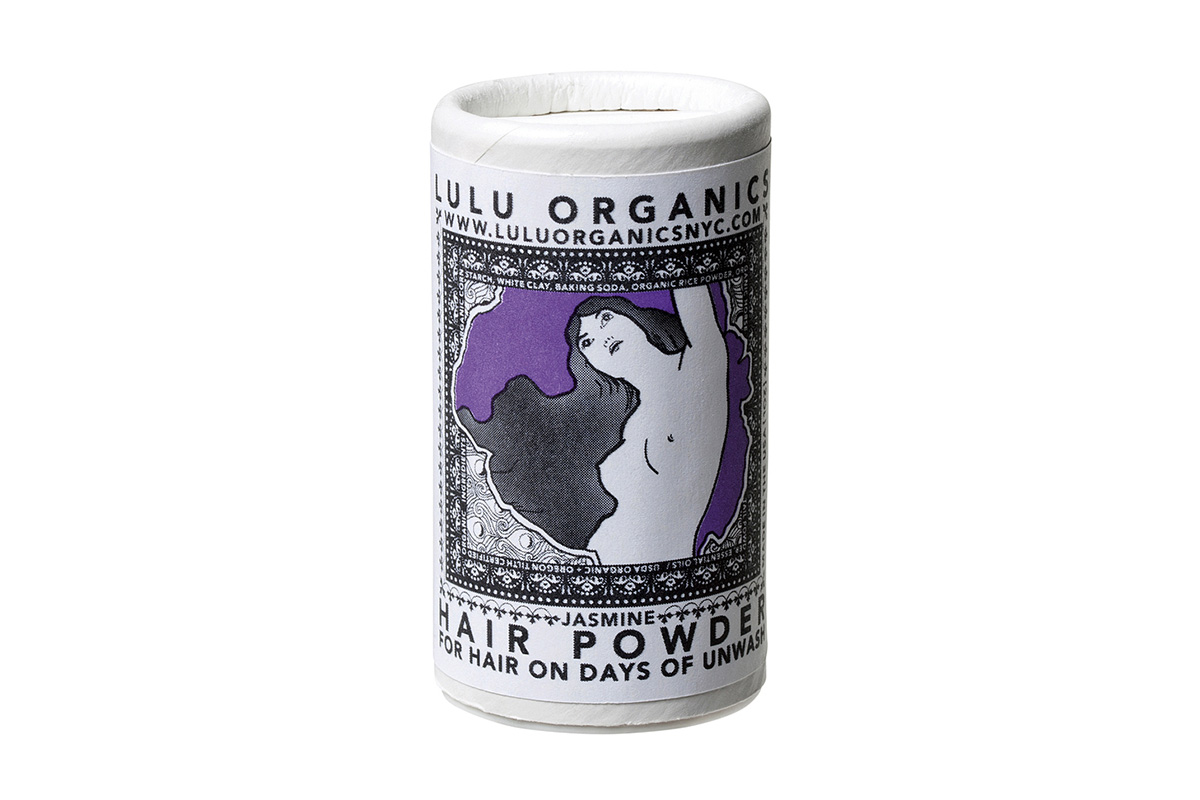 Lulu Organics Travel Size Hair Powder
