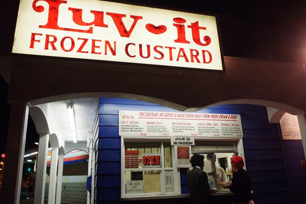Luv-it Frozen Custard